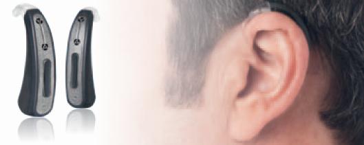 Заушные слуховые аппараты (BTE)